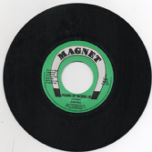 Amberlique - Picking Up Packing Up / Bubblers - Version (Magnet) 7""